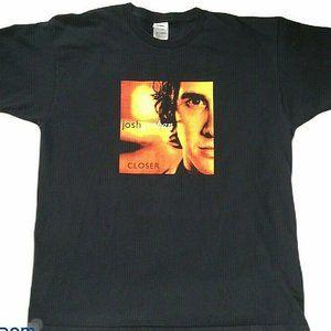 Josh Groban XL Closer T-Shirt 46 inch chest